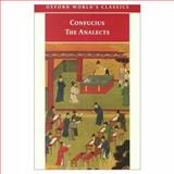 The Analects, Confucius, 0192839209