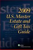 U. S. Master Estate and Gift Tax Guide 2009, CCH Editors, 0808019201