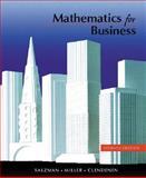 Mathematics for Business 9780321069207