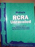 McCoy's RCRA Unraveled, Drew E. McCoy, 0930469208