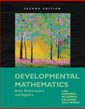 Developmental Mathematics : Basic Mathematics and Algebra, Lial, Margaret L. and Hestwood, Diana L., 0321599209