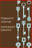 Password Journal, Chiquita Publishing, 1497549213