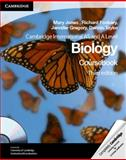 Cambridge International AS and a Level Biology Coursebook with CD-ROM, Mary Jones and Richard Fosbery, 1107609216