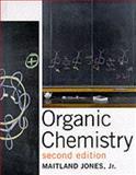Organic Chemistry, Jones, Maitland, 0393989216
