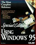 Using Windows 95, Person, Ron and Que Development Group Staff, 1565299213