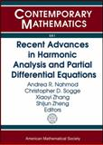 Recent Advances in Harmonic Analysis and Partial Differential Equations, , 0821869213