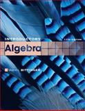 Introductory Algebra, Bittinger, Marvin L., 0321599217