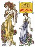 Paper Dolls in the Style of Mucha, Charles Ventura, 0486479218