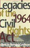 Legacies of the 1964 Civil Rights Act 9780813919218