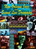 New Orleans Jazz and Second Line Drumming, Harlin Riley and Johnny Vidacaich, 0897249216
