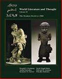 World Literature and Thought : The Modern World to 1900, Gochberg, Donald and Dulai, Surjit Singh, 0155009214