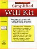 Simplified Will Kit, Daniel Sitarz, 1892949210