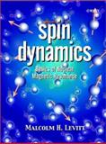 Spin Dynamics : Basics of Nuclear Magnetic Resonance, Levitt, Malcolm H., 0471489220