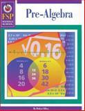 Pre-Algebra, Schaffer, Frank Publications, Inc. Staff and Frank Frank Schaffer Publications Staff, 0867349220
