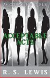 Accounting Girls Acceptable Acts, Rosemarie Lewis, 1770979220