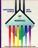 Understanding Statistics, Mendenhall, William and Ott, 053420922X