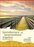 Introductory and Intermediate Algebra, Lial, Margaret L. and Hornsby, John, 0321279220