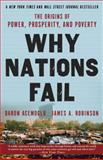 Why Nations Fail, Daron Acemoglu and James Robinson, 0307719227