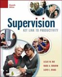 Supervision: Key Link to Productivity, Rue, Leslie and Ibrahim, Nabil, 0078029228