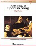 Anthology of Spanish Song, , 0634029223