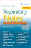 Respiratory Notes 2nd Edition