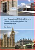 Law, Education, Politics, Fairness, Dan Gibton, 085473922X