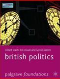British Politics 9781403949226