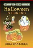 Glow-in-the-Dark Halloween Stickers, Nina Barbaresi, 048644922X