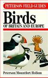 A Field Guide to the Birds of Britain and Europe 9780395669228