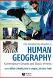The Introductory Reader in Human Geography : Contemporary Debates and Classic Writings, , 1405149221