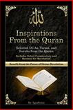 Inspirations from the Quran - Selected DUAs, Verses, and Surahs from the Quran, IqraSense, 149967922X