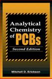 Analytical Chemistry of PCBs, Erickson, Mitchell D., 0873719239