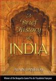 A Brief History of India, Alain Daniélou, 0892819235