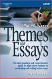 How to Write Themes and Essays, McCall and Peterson's Guides Staff, 0768909236