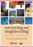 Surveying and Engineering : Principles and Practice, Hanney, Neil and Gibson, David, 1405159235