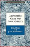 Corporations, Crime and Accountability 9780521459235