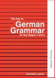German Grammar, Harriette Lanzer, 0748719237