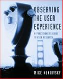 Observing the User Experience 9781558609235
