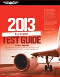 Airframe Test Guide 2013, , 1560279230
