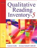 Qualitative Reading Inventory, Leslie, Lauren and Caldwell, JoAnne Schudt, 0137019238
