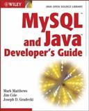MySQL and Java Developer's Guide, Mark Matthews and Jim Cole, 0471269239