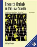 Research Methods in Political Science 9780534549237