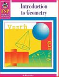 Introduction to Geometry, Schaffer, Frank Publications, Inc. Staff and James M. Stakkestad, 0867349239