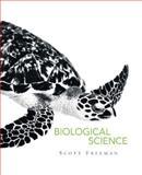 Biological Science, Freeman, Scott, 0130819239
