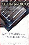 Mathematics of the Transcendental, Badiou, Alain, 1441189246