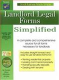 Landlord Legal Forms Simplified, Daniel Sitarz, 1892949245