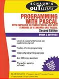 Schaum's Outline of Programming with Pascal, Gottfried, Byron S., 007023924X