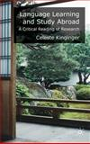 Language Learning and Study Abroad : A Critical Reading of Research, Kinginger, Celeste, 0230549241