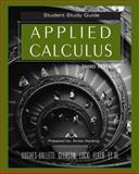 Applied Calculus, Hughes-Hallett, Deborah and Lock, Patti Frazer, 0471739243