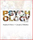 Psychology, Davis, Stephen F. and Palladino, Joseph J., 0205649246